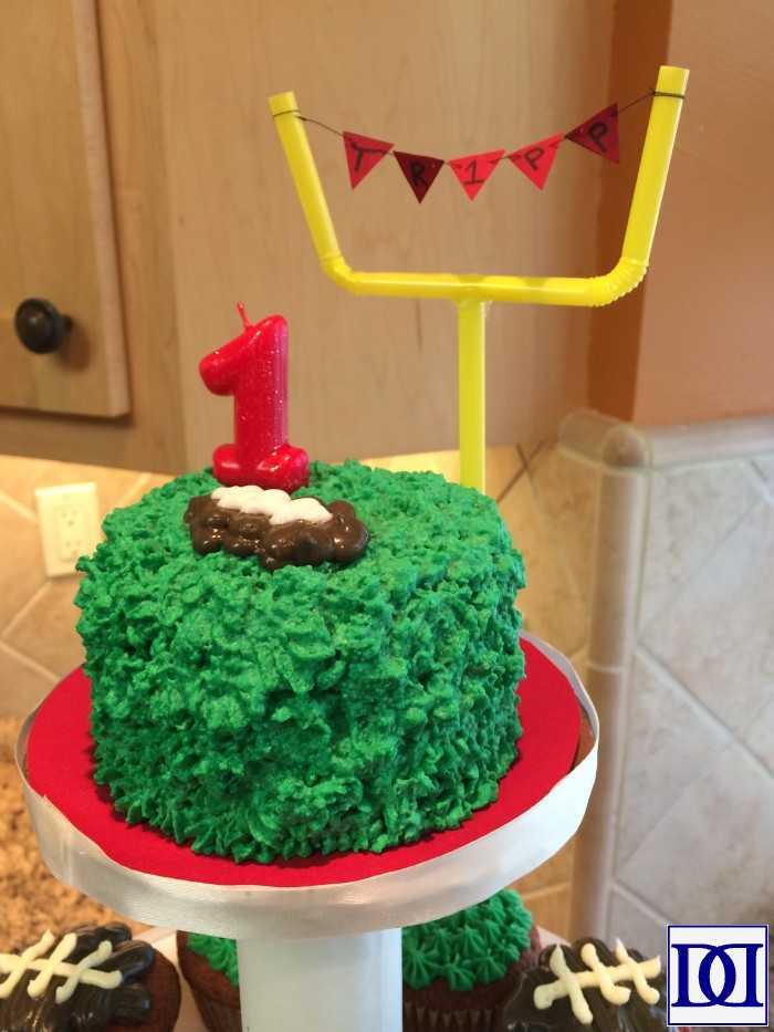 football_icing_smash_cake