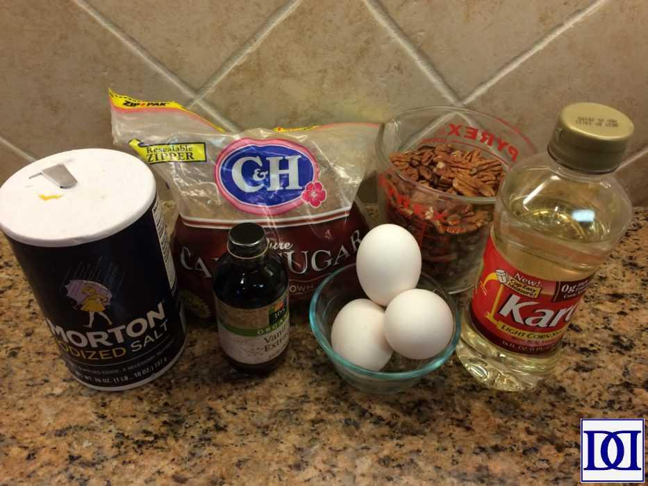 pecan-pie-ingredients