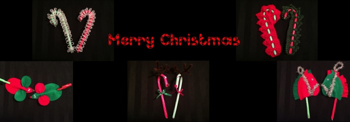 Candy Cane Crafts