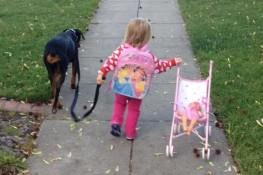 Raising a Big Sibling: Empowering Independence