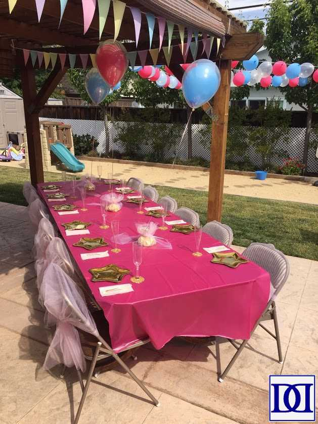 princess_party_kids_table