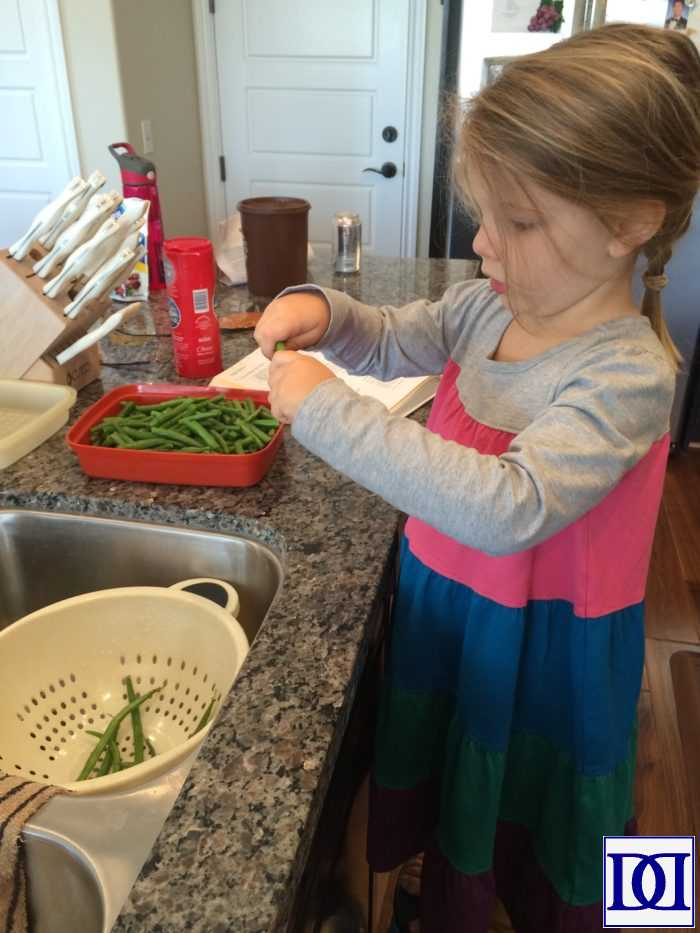 aunt_sarah_green_beans_prep
