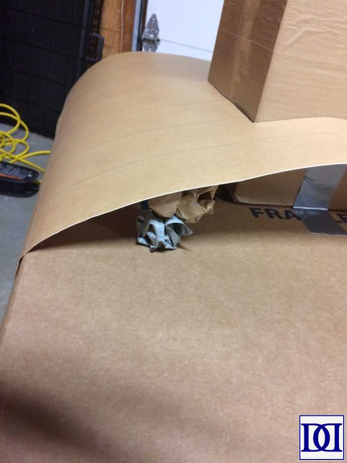 cardboard_train_propping_poster_board