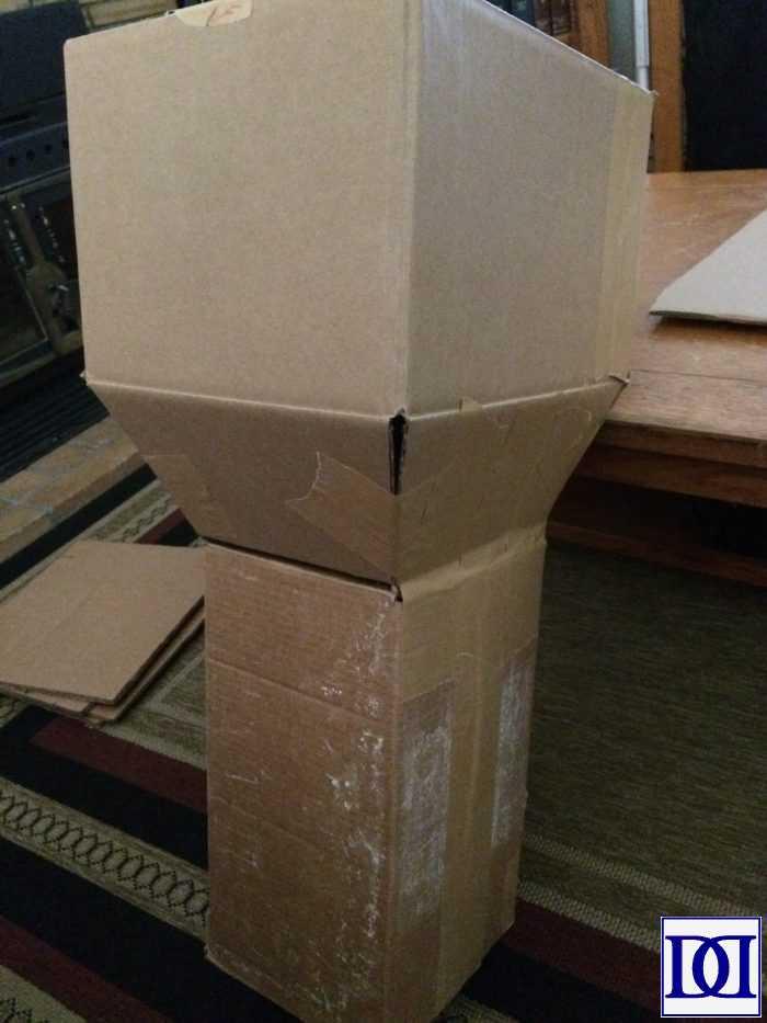 cardboard_train_smoke_stack