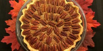 Toasted Pecan Pie