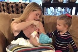 Raising a Big Sibling: Fostering Curiosity