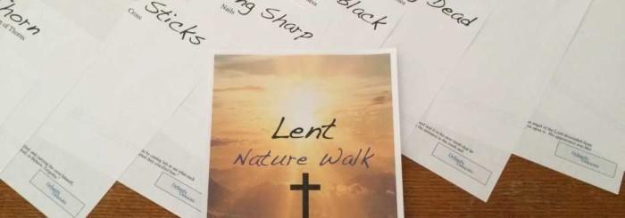 Lent Nature Walk