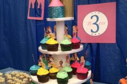Princesses, Castles, and Cupcakes, OH MY!