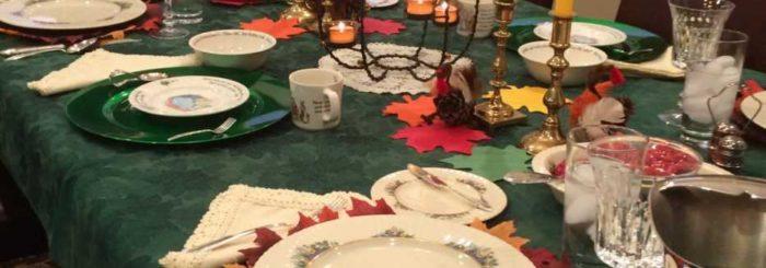 Evolving Thanksgiving Recipes