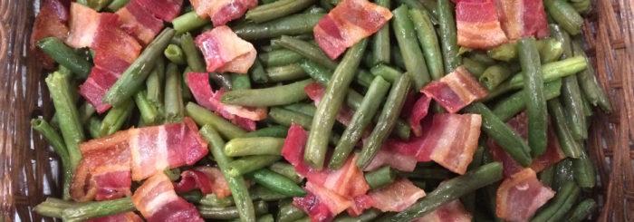 Aunt Sarah's Green Beans