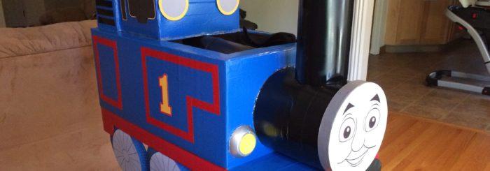 Thomas the Steam Engine Costume
