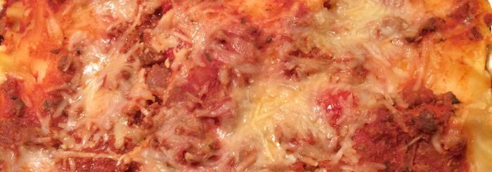 Fresh or Frozen Lasagna